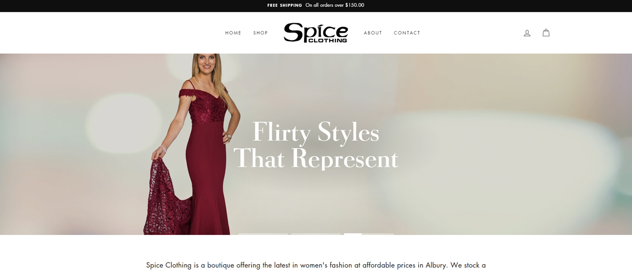 Spice Clothing